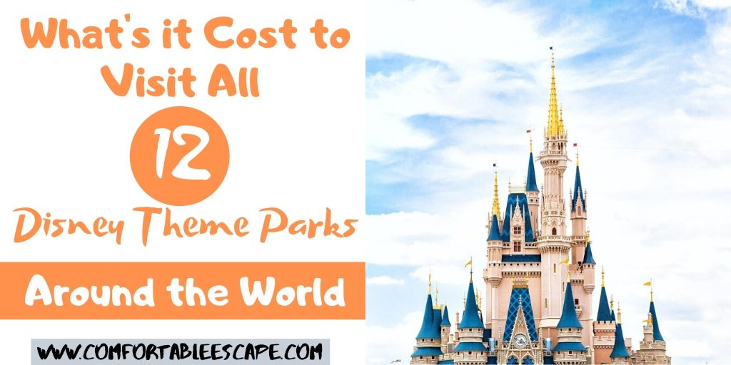 Disney Around the World Cost