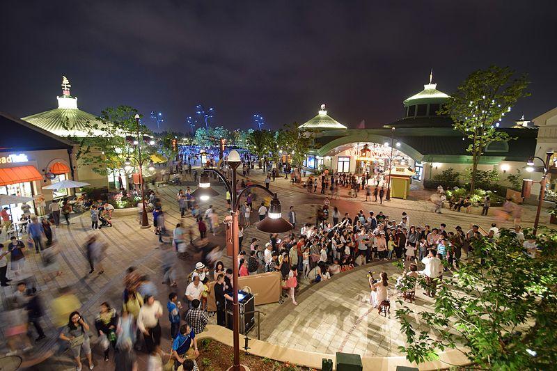 Shanghai Disney Town