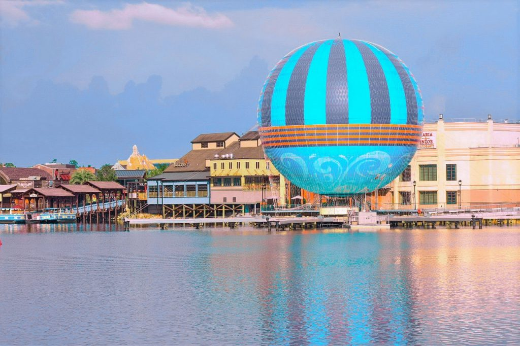 Disney Springs Florida