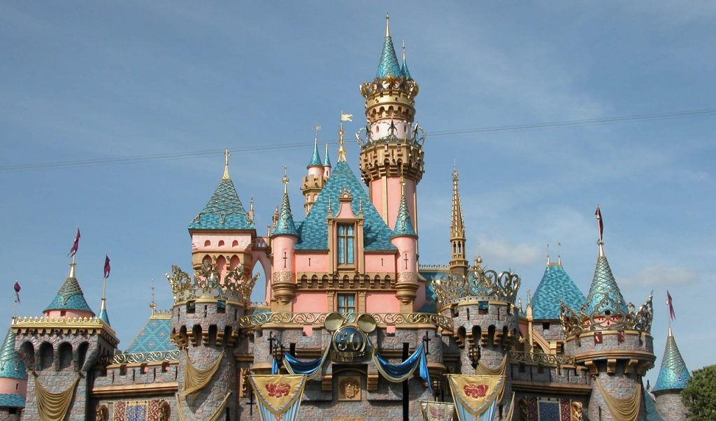 Disneyland California Theme Park