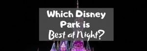 Which Disney Park is Best at Night?