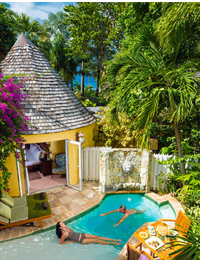 Cheap Sandals Resort Vacation