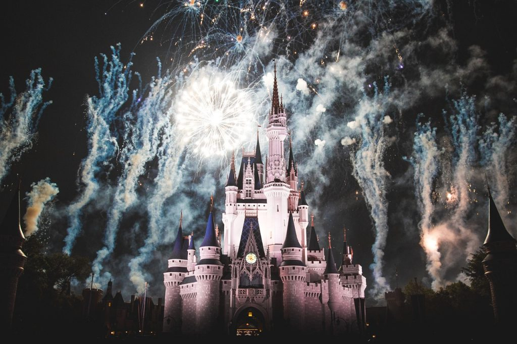 Which Disney Park is Best at Night