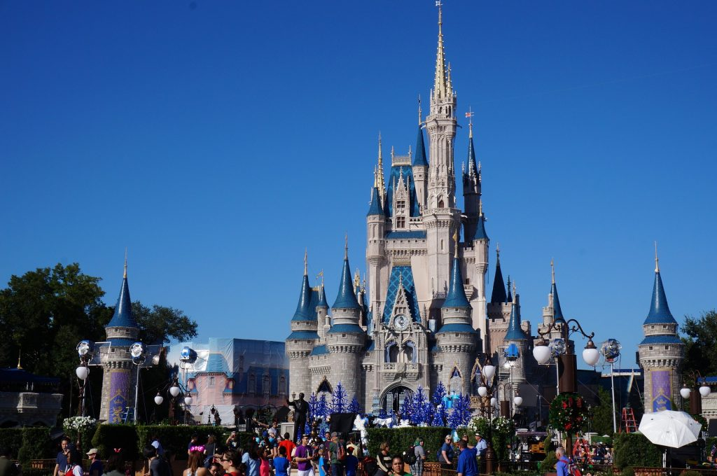 Book a Disney Vacation Online