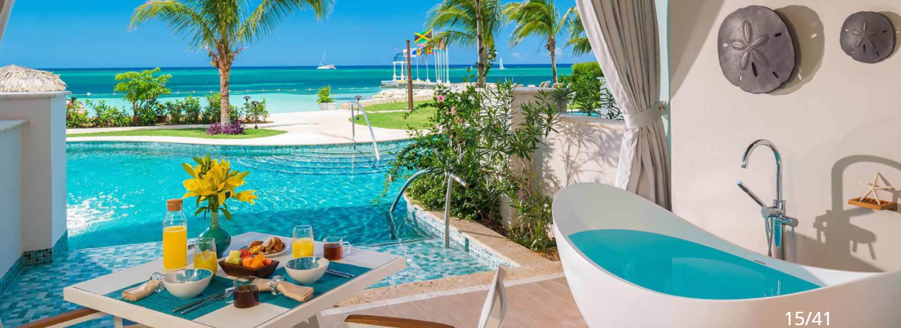 Sandals Montego Bay in MONTEGO BAY, JAMAICA – REVIEW